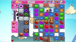 Candy Crush Saga level 700