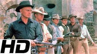 The Magnificent Seven • Main Theme • Elmer Bernstein