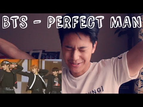 BTS - PERFECT MAN [2015 MBC Song Big Festival]