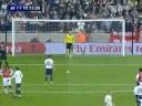 Almunia Saves Penalty
