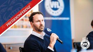 Pressekonferenz: Jugendmannschaften heißen VfL Lübeck-Schwartau
