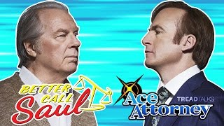 Better Call Saul: Ace Attorney (Spoilers)