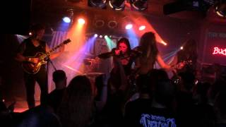 Unleash The Archers - Tonight We Ride - LIVE at Crossroads Tavern 9-9-15