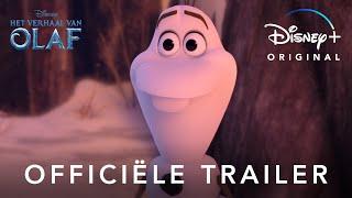 Het Verhaal van Olaf vanaf 23 oktober op Disney+, bekijk de trailer