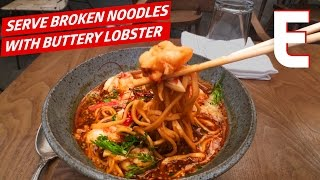 The Buttery Lobster Ramen of Your Dreams Came True — Snack Break