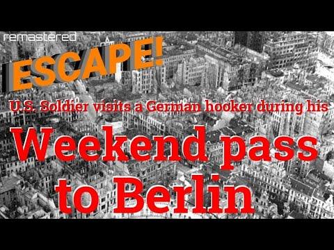 """Weekend Pass . . "" Leads to Murder! • Post WWII Tale in Berlin • ESCAPE! Best Stories"