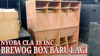 Brewog Box Baru Lagi || Nyoba Box Cla