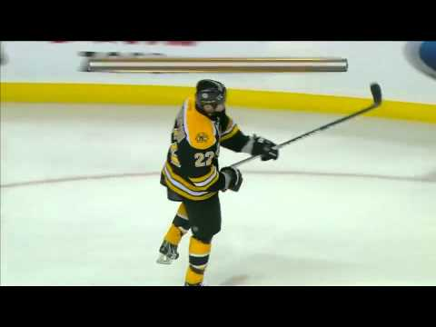 Shawn Thornton displays soft hands on penalty shot 1/10/12
