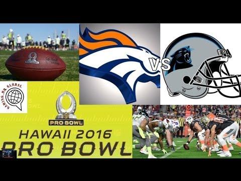 GamingHQ.TV Presents NFL PRO BOWL TEAM RICE VS TEAM IRVIN 1/31/2016 @2:30PM/PST/PS4/EASPORTS