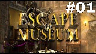 Escape the Museum - Walkthrough [01] Rooms 01-06