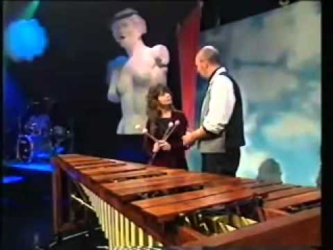 Evelyn Glennie on the Mal Pope Show, Series 1
