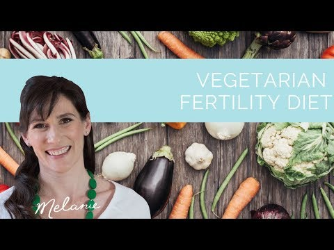 Vegetarian fertility diet secrets | Nourish with Melanie #109