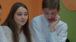 Урок литературы в 9 классе по повести Л.Н. Толстого