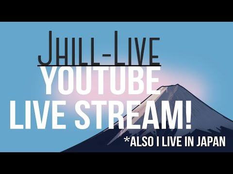 Surviving Tsuyu and summer| Jhill-live 3