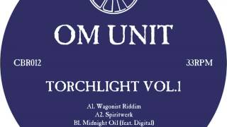 01 Om Unit - Wagonist Riddim [Cosmic Bridge Records]