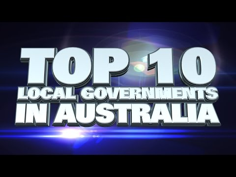 10 Biggest Local Government Areas in Australia 2014