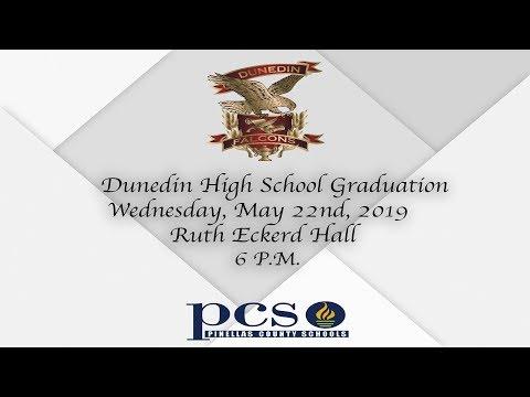Dunedin High School Graduation