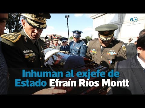 Crónica del día que murió Efraín Ríos Montt | Prensa Libre