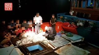 12 Vietnamese fishermen detained for encroachment
