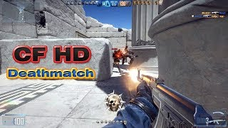 CrossFire HD China CFHD ( CF 2 ) 穿越火线 - First CBT Deathmatch Gameplay All Mode vs New UI Show