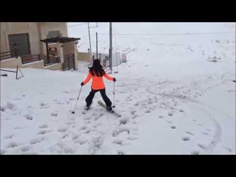 Seema Ski Jordan, Amman