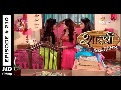 Shastri Sisters - 21st March 2015 - शास्त्री सिस्टर्स - Full Episode (HD)