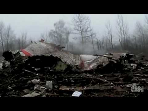 Polish president kelled plane crash in russian 04-2010