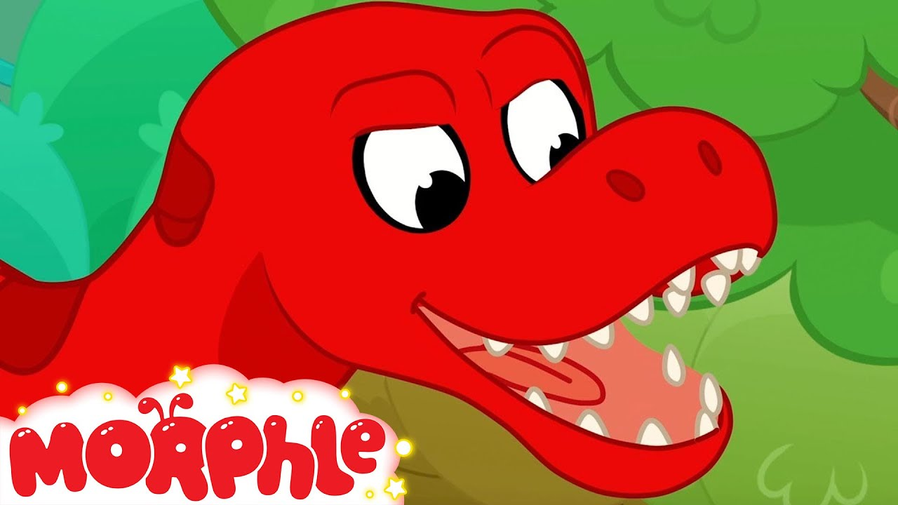 Dogs and Dinosaurs - My Magic Pet Morphle | Cartoons For Kids | Morphle TV