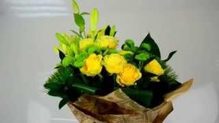 Букет Сюрприз для мужа - SendFlowers.ua(Отличный подарок мужчине на День рожденья, подарок на День мужчин, подарок к юбилею - роскошный букет, созда..., 2013-11-15T17:57:31.000Z)