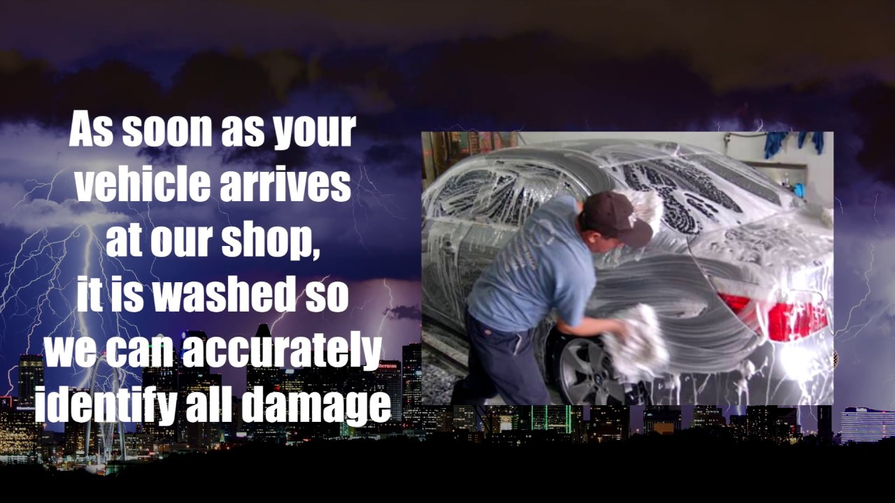 DFW Storm Solutions - Our Process