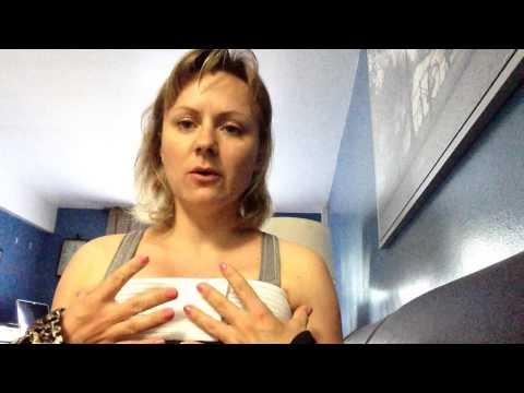 Увеличение груди. Мой личный опыт.3-й день
