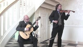 The Foggy Dew, Irish Rebel Song, Jochen Brusch, violin & Finn Elias Svit, guitar. #TheFoggyDew