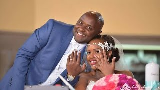 I Will Kiss You Everyday : Carol + Edison Kenyan Wedding