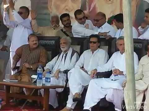 Imran Khan in Dadyal Slideshow