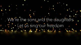 No longer slaves - Bethel Music - Piano Version (Karaoke with lyrics)