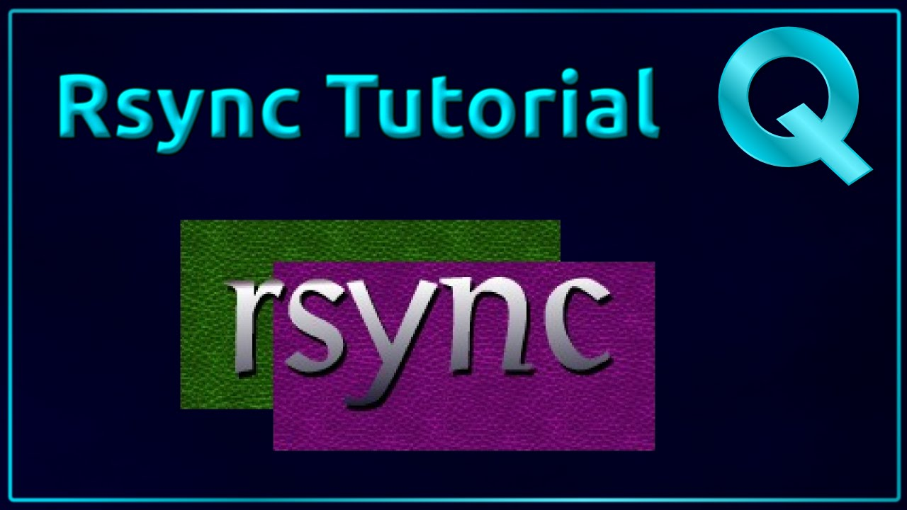 How to Use Rsync File Copying Tool