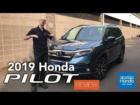 2019 Honda Pilot Review - Elite Trim