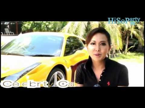Celebrity Car : คุณวชิรา จิตศักดานนท์