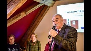 Lansare de carte, vorbește prof. univ. dr. Ioan Opriş
