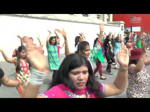 Independence Day Celebration at Trafalgar Square - London