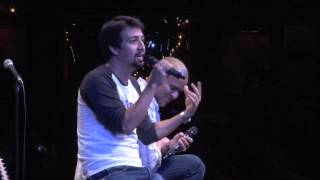 Lin-Manuel Miranda Freestyles for Ars Nova 10th Anniversary
