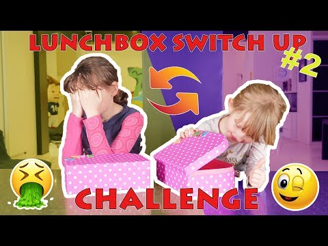 THE LUNCHBOX SWITCH UP CHALLENGE #2 • Version Classique - Studio Bubble Tea