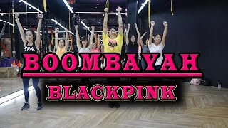 [KPOP] BLACKPINK - BOOMBAYAH | Dance Fitness By Golfy | Give Me Five Thailand | คลาสเต้นออกกำลังกาย