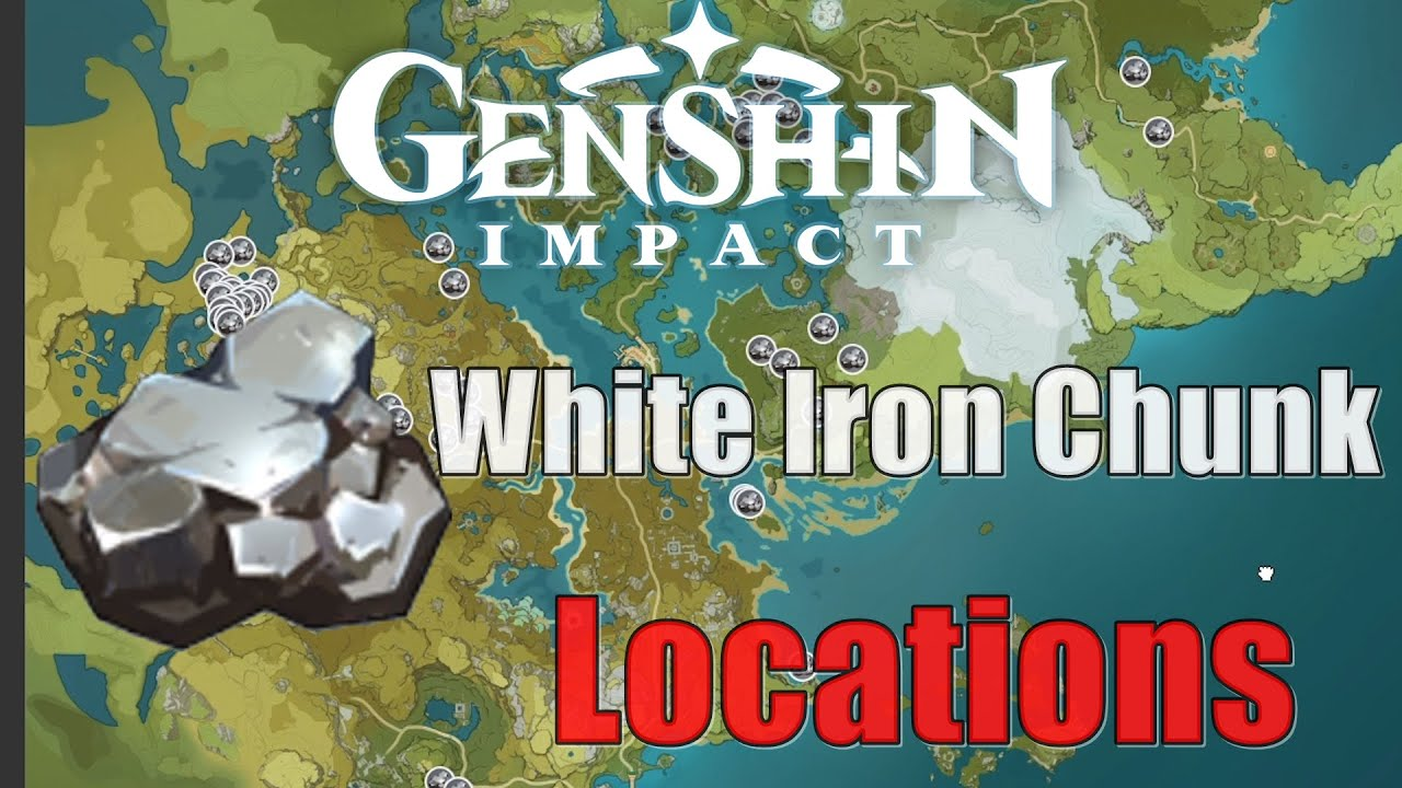 All Mysterious Seelie Locations In Genshin Impact Youtube