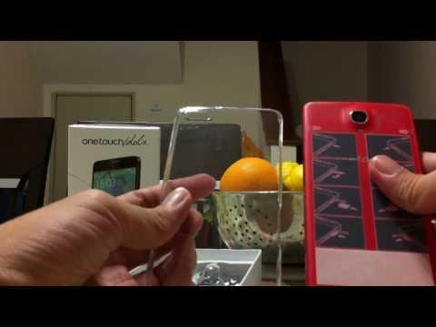 Alcatel One Touch Idol X 6040D - Dual SIM 16GB