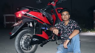 Hero Electric Dash most detailed review with test ride in hindi by Abhishek Ranjan