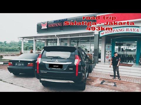 Perjalanan Salatiga - Jakarta November 2016