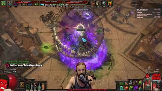 [PATH OF EXILE] PESTILENT STRIKE PATHFINDER Build vs. ALL CONQUERORS