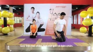 Yoga for Beginners - Bài tập Yoga 25 phút dành cho người mới tập Yoga