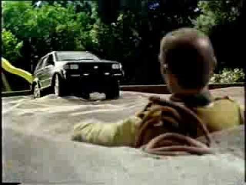 """Nissan Toys 2 Barbie Ken Commercial"" youtube"